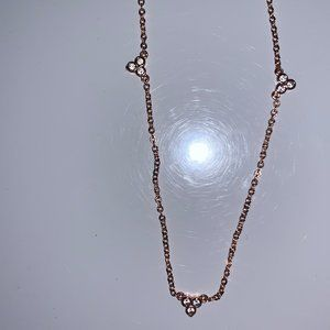 Rocksbox Jewelry - Rose Gold Dainty Necklace